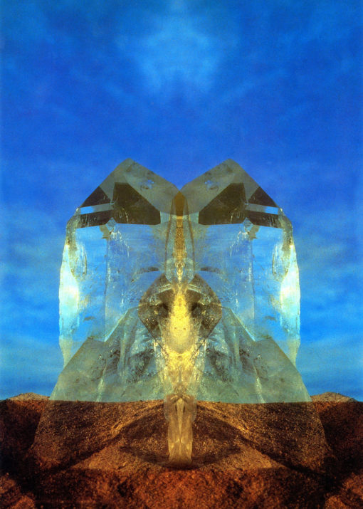 Crystal Spirit - photograph by Gail Russell