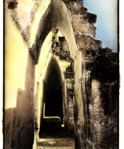Doorway Throough Time - photograph by Gail Russell